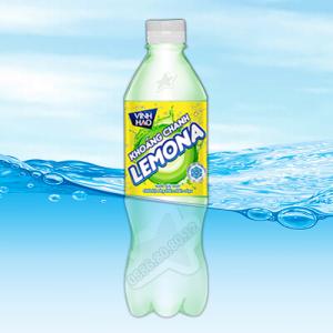 Nước khoáng Vĩnh Hảo hương Chanh Lemona 500ml