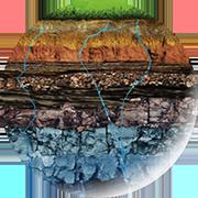 Nước khoáng Vĩnh Hảo tầng địa chất