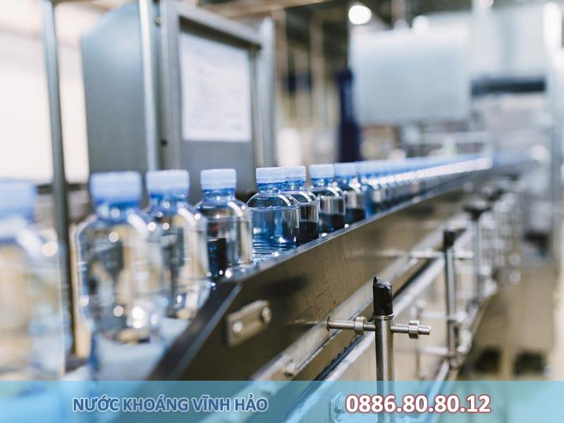Sản xuất nước khoáng Vĩnh Hảo
