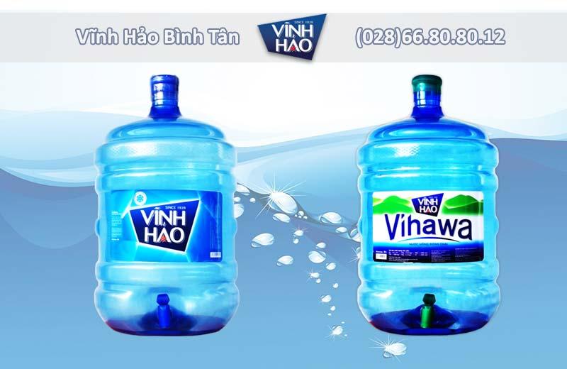 Nước khoáng Vĩnh Hảo quận Bình Tân